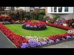 small flower garden landscaping ideas