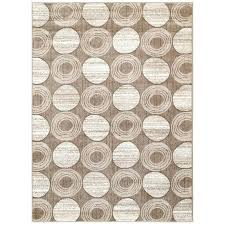 gray circles area rug circle dunelm grey studio