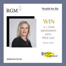 **WIN A MENTORSHIP WITH PRUE COX -... - Women in Gippsland   فېسبوک