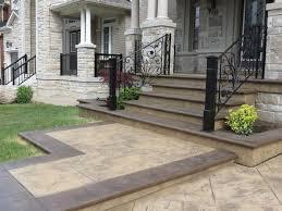 concrete steps ideas novocom top