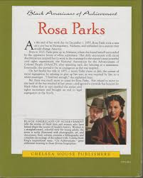 rosa parks black amer black americans of achievement mary rosa parks black amer black americans of achievement mary hull nathan i huggins coretta scott king 9780791018811 com books