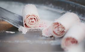 Image result for ice cream rolls