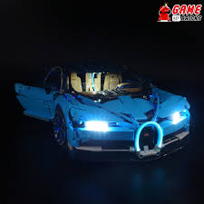 Lego Bugatti Chiron Light Kit Installation Light Kit For Bugatti Chiron 42083