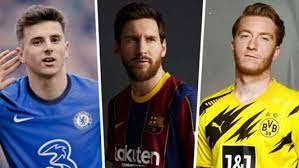 <b>New 2020</b>-21 football kits: Barcelona, Juventus & all the <b>top</b> clubs ...