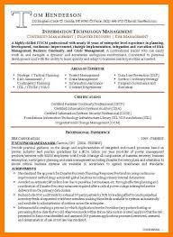 9 Resume For Management By Nina Designs