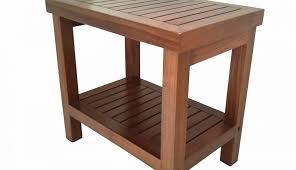 classic cvs stool seat shaving for elderl teak target plastic corner teakwood shower contemporary chairs bench