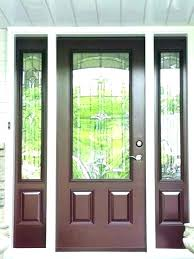 entry door glass inserts manufacturer for front panels doors with replacement exterior panel