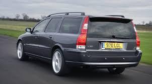 Volvo V70 Estate Review (2000 - 2007)   Parkers