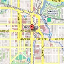 map of downtown rochester minnesota pictures to pin on pinterest Downtown Rochester Mn Map holiday inn rochester downtown minnesota hotel downtown rochester mn apartments
