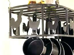pans holder hanging pot rack wall mounted pot rack hanging pot rack pots and pans rack holder