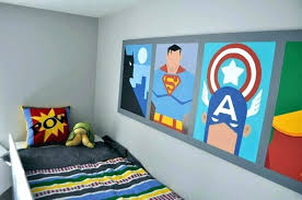 Good Superman Decor Superman Bedroom Accessories Marvel Bedroom Decor Wall Ideas  Superhero Wall Decor Marvel Superhero Giant
