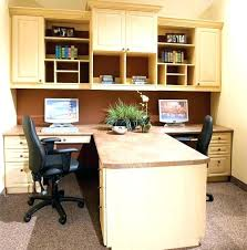 home office for two. Home Office For Two Person Desk With