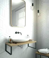 large white tile bathroom large hexagon tile hexagon tiles bathroom best hexagon tile bathroom ideas on