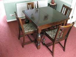 dark oak dining room chairs dark oak extending dining table four chairs antique dining suites dark