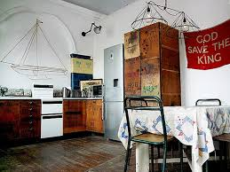 Industrial Design Kitchen Boat Rope Or Wire Wire Art Pinterest Industrial Kitchens