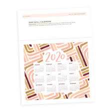 A calendar can be helpful for an assortment of reasons and may be employed by men and women of all age groups in lots of fields of life. Free Printable 2020 Wall Calendar 1canoe2