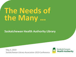 Saskatchewan Health Authority Organizational Chart The Needs Of The Many Saskatchewan Health Authority