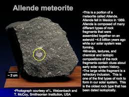 This Rock Was Found In The Zone Of Silence In Mexico Mexico
