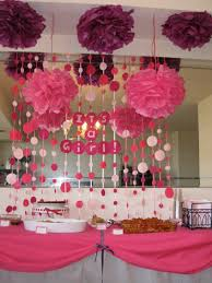 ... Baby Girl Shower Decorations Ideas Inspiration Graphic Pic On Jpg For  Awful Party Favor ...