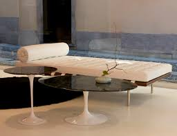 tablesfor knoll barcelona couch saarinen side and coffee table