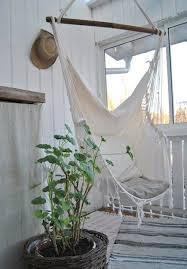 19 Things You Should Put on Your Front Porch | Hammock swing chair ...