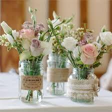 Decorating Jam Jars For Wedding Jessica Greig's Real Wedding Floralweddingdecor Wedding 16