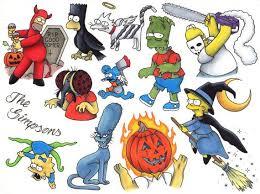 Simpsons Treehouse Of Horror Raven