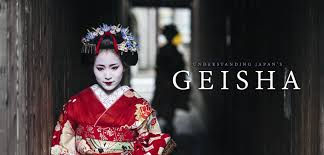 understanding the geisha of an myths