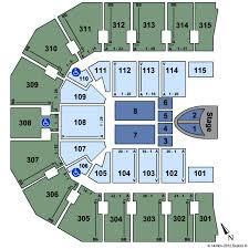 Jpj Seating Chart John Paul Jones Arena Tickets In Charlottesville Virginia