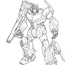 Transformers Prime Coloring Sheets Prime Coloring Sheet Page Pages