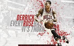 derrick rose wallpaper quotes. Wallpapers For Derrick Rose Quotes Wallpaper Inside