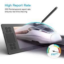Chất Lượng Cao Máy Tính Bảng Vẽ Có Màn Hình Cao Cấp Máy Tính Bảng Vẽ VEIKK  A50 Đồ Họa Máy Tính Bảng Và Độ Nhạy Cao Bút Cảm Ứng Digital Tablets