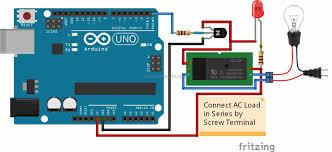wiring diagram arduino wiring image wiring diagram arduino relay tutorial 5v relay arduino interfacing maxphi lab on wiring diagram arduino