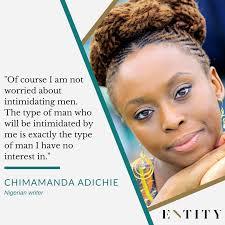 Chimamanda Ngozi Adichie Quotes