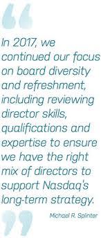 Nasdaq Quote Interesting Board Of Directors Nasdaq 48 Interactive Proxy Statement