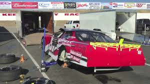 Kern County Raceway Park Bakersfield California Racing Action
