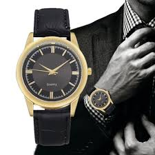 Men's Wrist <b>Watch Fashion</b> Quartz Date <b>Watches</b> Luxury Brand ...