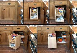 Kitchen Cabinet Storage 28 Storage Solutions For Corner Kitchen Cabinets Kitchen