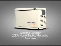 Generac Power Systems About EcoGen Series Home Generators
