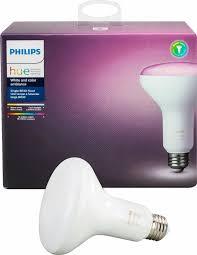 Hue Flood Lights Philips Hue Smart Wireless Flood Led Light 65w Dimmable