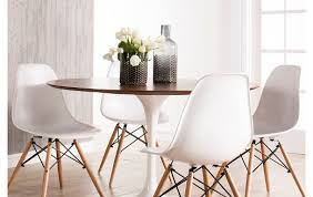 Other Modern Round Dining Room Tables Brilliant On Pertaining Within