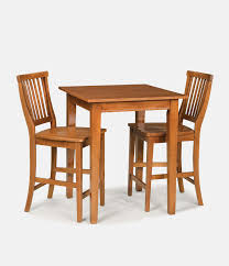 Small Kitchen Table 2 Chairs Furniture Enjoy Your Dining Time With Bistro Table And Chairs