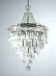 old crystal chandelier vintage parts