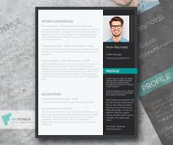 Cv Resume Template Stunning The Modern Professional A Free UltraCreative CV Template Freesumes