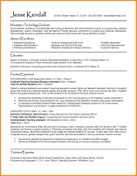 resume for undergraduate college resume examples 650 838 undergraduate college