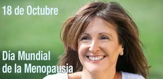 Resultado de imagen de imagenes del dia de la menopausia