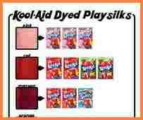 Methodical Kool Aid Hair Chart Kool Aid Hair Dye Chart Cute