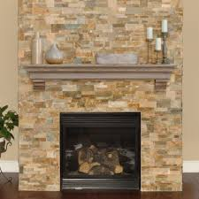decoration beautiful rustic fireplace mantel contemporary shelf hand hewn edges and distressing enhance stylish natural