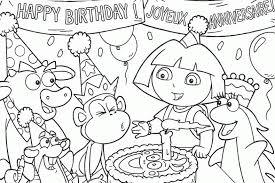 Dora The Explorer Coloring Pages Free Printable Dora The Explorer