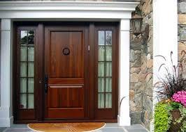 mahogany solid wood front doors solid